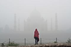 @ Agra, UP (Kals Pics) Tags: life travel people india mist man history weather fog fence landscape temple mood tomb tajmahal agra landmark legend myth roi shahjahan cwc uttarpradesh mumtaz lordshiva moonlightgarden mehtabbagh goddessparvati rootsofindia kalspics chennaiweelendclickers