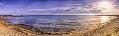 PUGLIA! (Simone Stella) Tags: light sea panorama sun nikon mare photos 1750 sole tamron puglia f28 spiaggia sabbia photmerge d5100