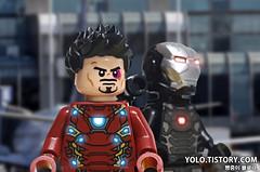 LEGO CAPTAIN AMERICA : CIVIL WAR (ykwan0714) Tags: america war lego civil captain
