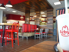 Arby's, Fields Ertel Rd, Cincinnati, OH (25) (Ryan busman_49) Tags: new ohio food restaurant cincinnati arbys rebuilt renovated