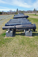 NS-00110 - Days of Old... (archer10 (Dennis) (73M Views)) Tags: canada history novascotia harbour fort military sony free cannon guns dennis jarvis halifax fortifications parkscanada yorkredoubt iamcanadian 18200mm mirrorless nationalhistoricsiteofcanada freepicture 1650mm dennisjarvis a6300 archer10 dennisgjarvis ilce6300