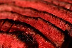 Day Two Hundred Four (fotoJared) Tags: red food nikon perfect meat foodporn steak april 365 elk strobist 365project fotojared