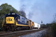 Cartersville (ac1756) Tags: ga 1992 csx cartersville 3300 u23b