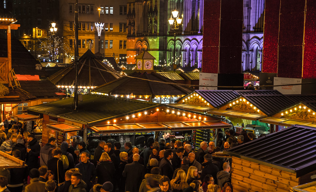 The World's Best Photos of albertsquare and christmas