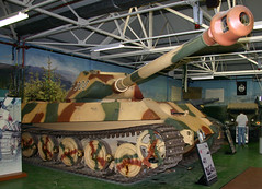 King Tiger Bovington Tank Museum 2006 #1 (JDurston2009) Tags: tank tiger dorset tankmuseum kingtiger bovington tigertank tiger2 porscheturret