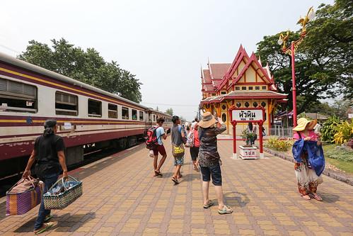 Next Station, Hua Hin!