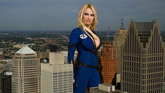 Pamela Anderson (vogelfd1) Tags: boobs cleavage giantess