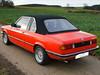 BMW E21 TC1 Baur Verdeck 1977 - 1982