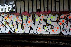 graffiti amsterdam (wojofoto) Tags: holland amsterdam graffiti nederland netherland tunes wolfgangjosten wojofoto