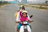 Smiles and Waves |  Bến Tre, Vietnam (jamilabbasy) Tags: smile honda seasia wave vietnam motorbike mekongdelta chldren bentre bếntre