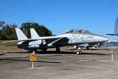 Grumman F-14A Tomcat USN 162710 (NTG's pictures) Tags: museum florida aviation national naval usn nas pensacola tomcat grumman f14a 162710