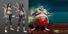 3D Character Modeling Animation and Game Assests Creation Studio (GameYanStudio) Tags: game design artist modeling models motioncapture vfx assets sculpting animator texturing characteranimation charactermodeling gamecharacterriggers gamecharactermodeling gamedevelopmentstudio