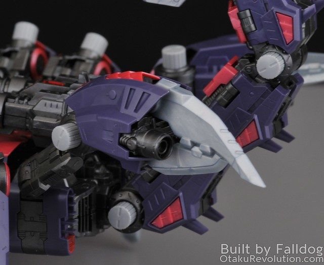 HMM Zoids - Death Stinger Review 9 by Judson Weinsheimer