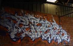RUBER (RONEA-RUBER-GEK) Tags: saint graffiti chrome crew etienne 42 gek ruber