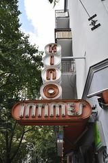 Intimes Kino (picture_addicted) Tags: streetart berlin art sign germany deutschland nikon kunst schild 2013 pictureaddicted nikond90