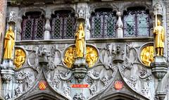 P1030164-Bruges, Belgium (CBourne007) Tags: city architecture buildings europe belgium bruges veniceofthenorth