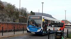 Stagecoach CN12AWO 28640 (welshpete2007) Tags: e300 stagecoach scania 28640 cn12awo
