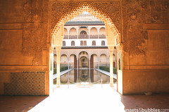 Alhambra_Granada_Spain (14 of 23) (sunsets_and_bubbles) Tags: history beautiful spain architechture muslim palace alhambra granada stunning andalusia monuments