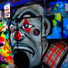Down the Alleys--Clown