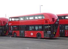 GAL LT667 - LTZ1667 - NSR - BV BELVEDERE BUS GARAGE - WED 13TH JAN 2016 (Bexleybus) Tags: new bus london ahead garage go route boris belvedere routemaster bv 68 etb tfl goahead wrightbus nbfl borismaster lt667 ltz1667