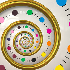 Round and Round..... (ClaraDon) Tags: photoshop droste pixelbender