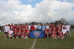 Sugar Bowl Team  Trophy