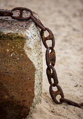 Rusty Chain (sheedypj) Tags: river rowing arklow avoca