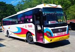 GL Trans 612 (JanStudio12) Tags: bus buses jan space transit baguio trans gregory hyundai hino pinoy aero cordillera 612 fanatic gl pbf 513 955 lizardo paganao