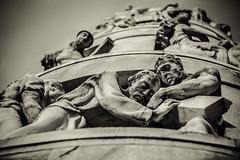 Monumentale 136 (-dow-) Tags: cemetery grave graveyard statue museum fuji milano statues riposo rest sculture museo sculptures helios tombe cimitero viacrucis cimiteromonumentale xe1 monumentalcemetery edicolabernocchi 44258mm20
