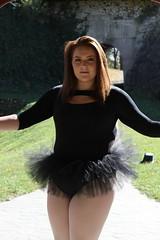 ball(et) is life (Mijana Lynn) Tags: pictures shadow ballet black nature senior ballerina dancer tights teen tutu