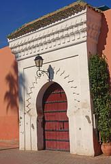 Koutoubia Mosque (Andy Latt) Tags: sony mosque morocco maroc marrakech marrakesh koutoubia koutoubiamosque andylatt rx100m3 dcs007771