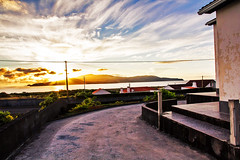 Azores (theniggl) Tags: light sunset beautiful sunshine island colorful colourful azores azoren