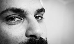 Autoritratto (SDB79) Tags: me persona occhi viso biancoenero primopiano volto