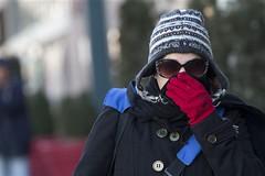 "Alcalde de NY pide tomar ""precauciones extremas"" por fro (Tu Nexo De) Tags: usa ny newyork"