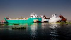 Vober Char Dockyard (-: : [himuGraphy] : :-) Tags: nikon char meghna dockyard d3200 himu vober syedhimyanuddinahmed