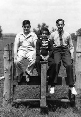 Jim Jago, Jocelyn Jago, Bill Keehl (avatarsound) Tags: family minnesota vintage james jocelyn group jago