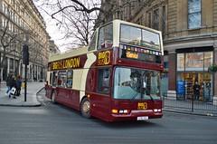 DA11 LV51YCG (PD3.) Tags: uk england bus london buses big tour open top sightseeing 11 east seeing da topless sight dennis topper psv pcv trident lancs tourbus bigbus ycg lv51 da11 lv51ycg