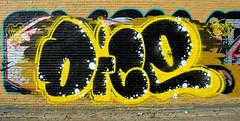 graffiti amsterdam (wojofoto) Tags: dice holland amsterdam graffiti nederland netherland ndsm wolfgangjosten wojofoto