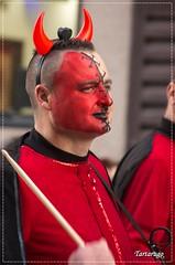 Un Demonio (Tartarugo) Tags: winter espaa costume spain pentax saturday desfile galicia disfraz devil carnaval invierno diablo salidas sabado vigo k5 iis demonio teufel entroido tartarugo