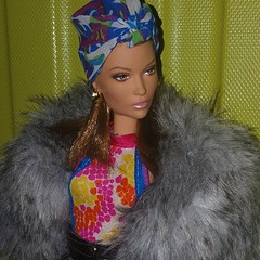 Still Jenny From the Block (ferociousfierce) Tags: world from red fab people beautiful face fashion scarf fur carpet outfit high model doll tour fierce bronx ooak jennifer supermodel gorgeous jenny barbie dancer move muse made vogue singer actress block earrings mold bandana lopez mtm jlo ghetto royalty articulated catsuit collector jumpsuit sculpt topmodel poseable pivotal playline