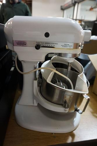 Kitchen Aide Mixer - $143.00 - 11/20/15