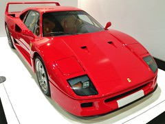 F40 (andy_66725) Tags: show new old london classic car italian twin ferrari turbo british diablo lamborghini v8 countach noble f40 v12 2016 lccs m600 lp500 lccs2016