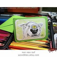 1456428954697 (wandklex Ingrid Heuser freischaffende Künstlerin) Tags: hund etsy etsyshop dawanda auftragsmalerei wandklex wandkleks wandklecks etsyresolution2016 etsyresolutionde
