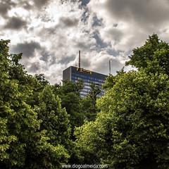 Postbank Skyscraper (-TiCo-) Tags: berlin arquitetura architecture skyscraper postbank