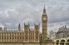 political forecast (Keith.CA) Tags: bridge england london westminster architecture housesofparliament parliament bigben clocktower westminsterbridge palaceofwestminster perpendiculargothicrevival