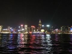 Hong Kong (alison.velvet) Tags: hk skyline hongkong kowloon victoriaharbour avenueofstars 2015 symphonyoflights tstpromenade