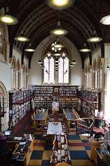 Harrow Library 2 (Matt From London) Tags: library harrow georgegilbertscott harrowschool