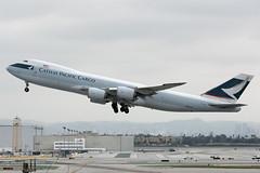B-LJE  Boeing  B747-867F (SCD)  CPA  KLAX  20160305  004 (✈ concord⁹⁷⁷) Tags: california ca usa losangeles airport aircraft jet airline boeing lax 004 cpa losangelesinternationalairport klax 04015001 31662 blje b747867fscd 20160305