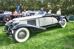 1930 Cord L29 by Brooks Stevens at Amelia Island 2015 (gswetsky) Tags: classic island cord antique amelia concours speedster ccca delegance l29 brooksstevens