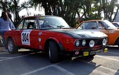 Rallye Sanremo 2016 (27) (Pier Romano) Tags: auto old italy car race nikon italia liguria rally rallye sanremo lancia corsa italiano cir gara 2016 assistenza campionato storica d5100
